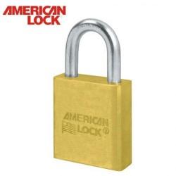 AMERICAN LOCK - AMERICAN LOCK 20 Paslanmaz Pirinç Asma Kilit