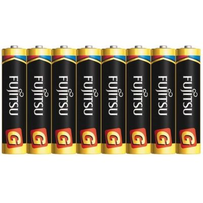 Fujitsu AAA LR03 Alkalin G Kalem Pil 8 Li Shrink