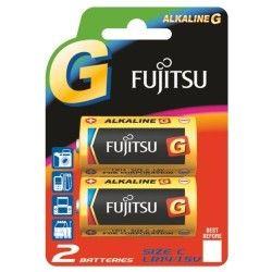Fujitsu LR14 Alkalin Orta Boy Pil 2Li Blister