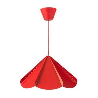 IKEA Sarkıt Lamba,(Kırmızı)