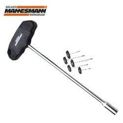 Mannesmann 18090 T-Saplı Lokma Anahtar 10,0x350mm