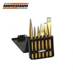MANNESMANN - Mannesmann 65405 Keski Zımba Takımı