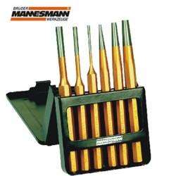 MANNESMANN - Mannesmann 65410 Düz Pim Zımba Takımı