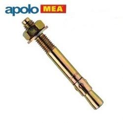 MEA BA W3 Çelik Bilezikli Ağır Yük Dübeli (M 16x145, 25 adet) - Thumbnail