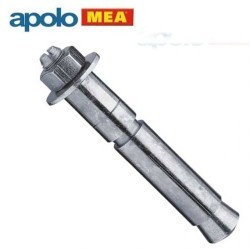 MEA Çelik Klipsli Dübel (B Seri, M 6x100) - Thumbnail