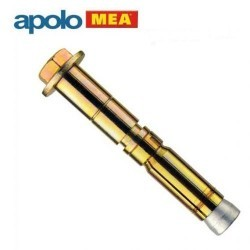 MEA Çelik Klipsli Dübel (SWA-S, M 10x100) - Thumbnail
