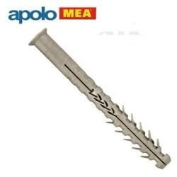 MEA HBR Boşluklu Çerçeve Dübeli (10x115mm, 100 adet) - Thumbnail