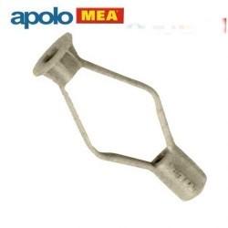MEA HR Boşluk Dübeli (6x30mm, 100 adet) - Thumbnail