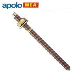 Apolo MEA - MEA Kimyasal Dübel Rodu (24x300, 6 adet)