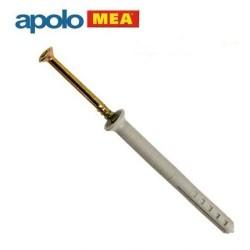 Apolo MEA - MEA NP Çakmalı Dübel (5x50mm, 100 adet)