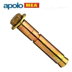 Apolo MEA - MEA Çelik Klipsli Dübel (S Seri, M 12x100)
