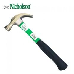 NICHOLSON - NICHOLSON NF160Z Fiberglas Saplı Çatal Çekiç, 500gr