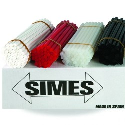 SIMES - SIMES Şeffaf Mum Silikon (1kg) - Made in Spain
