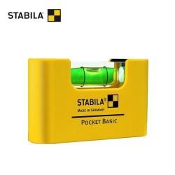 STABILA - STABILA 17773 Cep Tipi Mini Su Terazisi, Normal