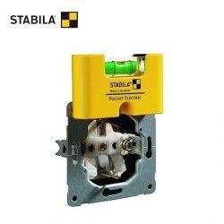 STABILA 17775 Cep Tipi Mini Su Terazisi, Elektrikçi