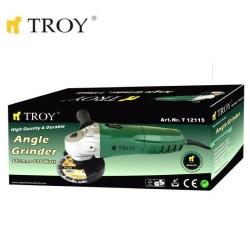TROY - TROY 12115 Avuç Taşlama Ø115mm, 600W