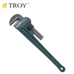 TROY - TROY 21225 Boru Anahtarı (250mm / Ø34mm)