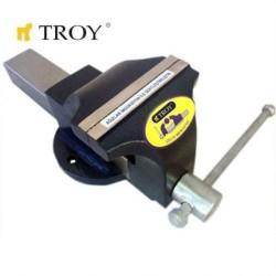 TROY - TROY 21415 Çelik Mengene, 150mm
