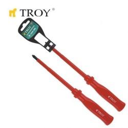 TROY - TROY 22124 Yıldız İzoleli Tornavida (PH0x 75mm)