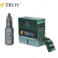 TROY 22253 Bits Uç Seti (PZ1x25mm)