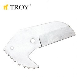 TROY 27042-R PVC Boru Kesici Yedek Bıçak (Ø 42mm) - Thumbnail