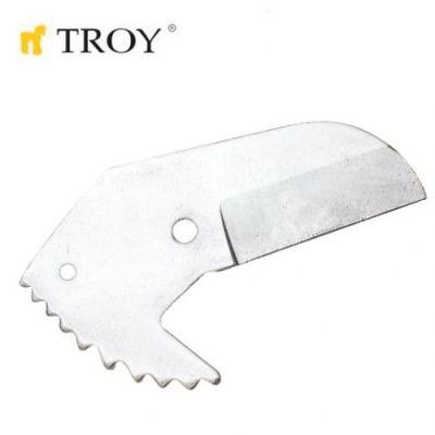 TROY 27042-R PVC Boru Kesici Yedek Bıçak (Ø 42mm)