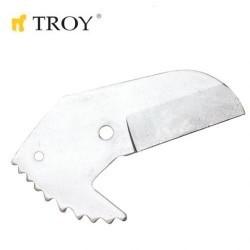 TROY 27047-R PVC Boru Kesici (Yedek Bıçak Ø 42mm) - Thumbnail