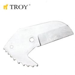 TROY - TROY 27047-R PVC Boru Kesici (Yedek Bıçak Ø 42mm)