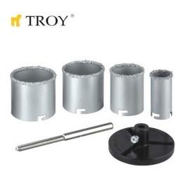 TROY 27406 Tungsten Karpit Delici Set (6 Parça) - Thumbnail
