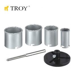 TROY - TROY 27406 Tungsten Karpit Delici Set (6 Parça)