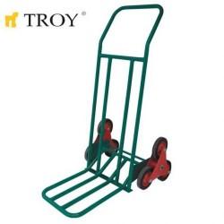 TROY - TROY 90004 Merdiven Çıkabilir El Arabası