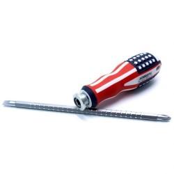 MODACAR - USA Design Çelik İki Uçlu Tornavida 091165