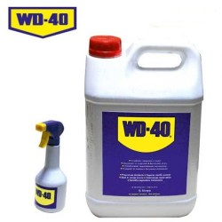WD-40 - WD 40 Yağlama Spreyi (5lt)