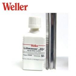 WELLER - WELLER WLS 120 Lehim Çubuğu + Çözücü
