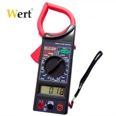 WERT 2451 Pens Ampermetre